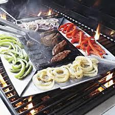 cuisine sur plancha amazon com sur la table grill and sear plancha cc7209 garden