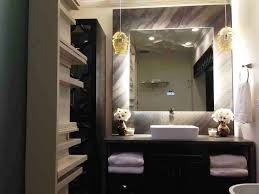 Large Bathroom Mirrors by Wonderful Brushed Nickel Bathroom Mirror Inspiration Home Designs