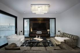Living Room Chandeliers Plice Chandelier Modern Living Room New York By Shakuff