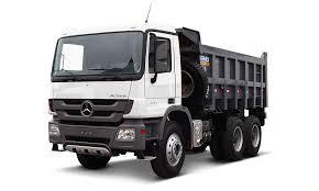 mercedes benz actros dump truck png clipart download free images