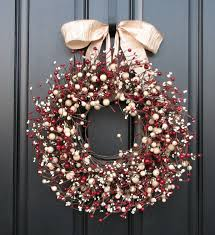 Homemade Christmas Wreaths by Front Doors Awesome Unique Front Door Wreath 135 Unusual Front