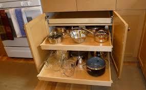 Kitchen Cabinet Sliding Organizers - kitchen cabinet sliding organizers home design ideas