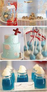 16 best airplane baby shower theme images on pinterest airplane