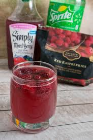 simple mixed berry punch recipe berry sprites and beverage