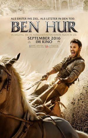 Ben Hur 2016 Hindi Dual Audio Movie Download Full HD