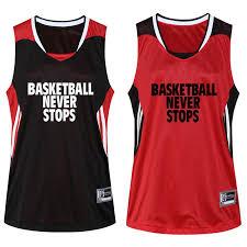 design jersey basketball online online shop men s reversible basketball jersey double sided 2016 big