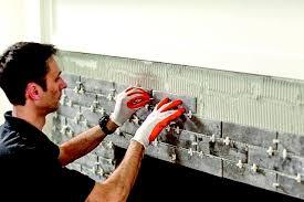 Installing Wall Tile Diy Workshop Installing Wall Tile