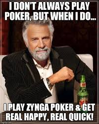 Poker Meme - in the meme time page 2 zynga poker
