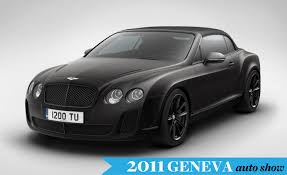 kia amanti bentley bentley supersports convertible isr information and photos