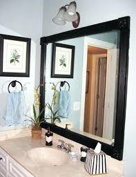 framing bathroom mirror ideas diy mirror frame ideas save diy mirror frame decorating ideas