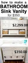 Small Bathroom Ideas Diy Best 25 Bathroom Sink Vanity Ideas Only On Pinterest Bathroom