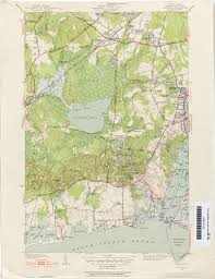 Map Rhode Island Rhode Island Historical Topographic Maps Perry Castañeda Map