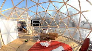 Geodesic Dome House Geodesic Dome Complex Youtube