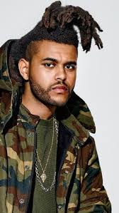 what is the weeknds hairstyle called watch the weeknd previews kanye west s adidas yeezy collection