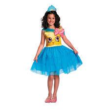 shopkins tm cupcake queen girls halloween costume halloween