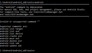 sdk manager apk trouble opening the android sdk manager gamemaker community
