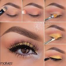 20 simple easy step by step eyeshadow tutorials for beginners