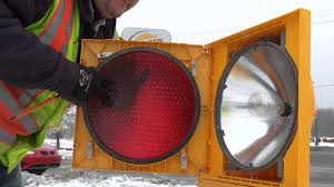 led traffic signal lights in the field reports led traffic lights youtube