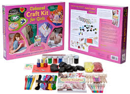 colossal craft kit for mud puddle inc