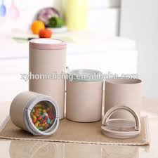 airtight kitchen canisters bamboo fiber airtight kitchen canisters buy canisters airtight