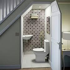 bathroom toilet ideas best 25 bathroom stairs ideas on understairs