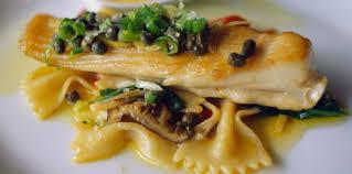 comment cuisiner de la raie ailes de raie au citron et aux câpres facile recette sur cuisine