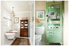 going old vintage bathroom design ideas