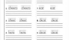 handwriting worksheets with numbers printable 1st grade handwriting worksheets writing numbers printable pinterest