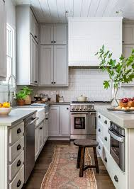 grey kitchen decor ideas transitional style is the most popular kitchen design here s