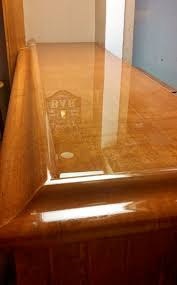how to finish a table top with polyurethane ultraclear bar top epoxy testimonials page 3