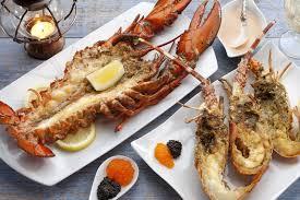 homard cuisine homard au barbecue une recette de plat facile