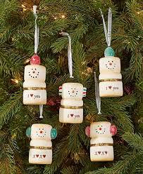 marshmallow snowman ornaments ltd commodities