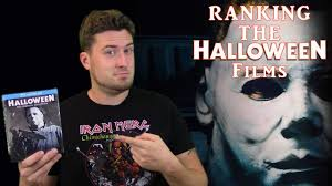ranking the halloween films youtube