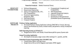 Software Developer Resumes Resume Senior Software Engineer Resume To Get Ideas How To Make