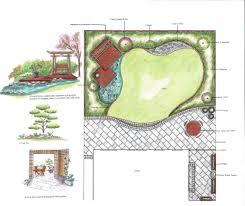 japanese garden plans home design ideas