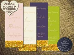 order wedding programs online wedding program template damask mint chagne program template
