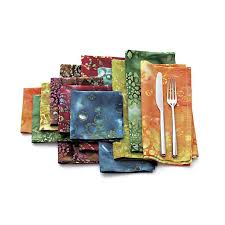 crate and barrel napkins batik napkins crate barrel knockoff hmh designs