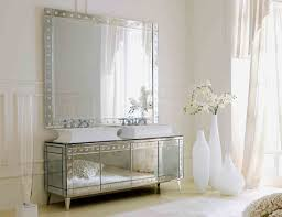 mirrored free standing bathroom cabinet design images ideas gallery