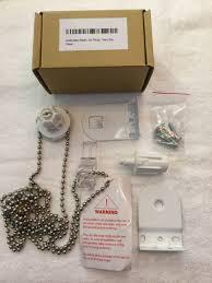 metal roller blind fittings repair parts kit brackets heavy duty