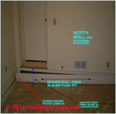 How To Stop Water From Leaking Into Basement by Interior Perimeter Drain Or