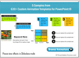 download sample files from custom animation templates pack