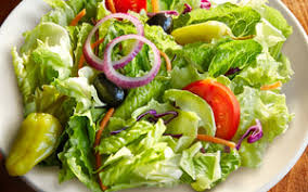 Gluten Sensitive Menu Item List