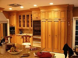 choosing tall kitchen cabinets decoration furniture install