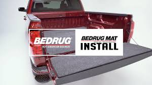 bedrug bed mat see how to install this slip skid and stain