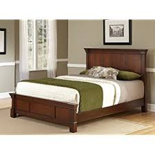 amazon com home styles the aspen collection king bed kitchen