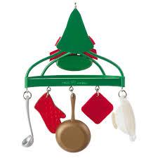 amazon com hallmark keepsake ornament bon apptit cooking