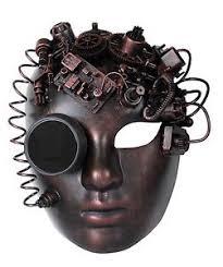 steunk masquerade mask new steunk masquerade mask