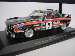 playmobil bmw bmw 3 0 csl 2 luigi winner car 1976 ltd 804pc 1 18 minichamps