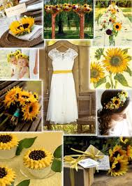 sunflower wedding decorations sunflower wedding decorations sunflower decorations simplicity