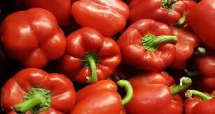 comment cuisiner les poivrons rouges coulis de poivrons rouges froids sauce froide aux poivrons